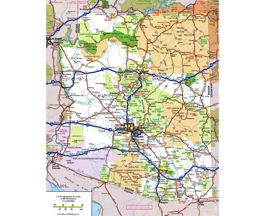 100 Yuma Az Map Aeic Earthquake And Fault Maps
