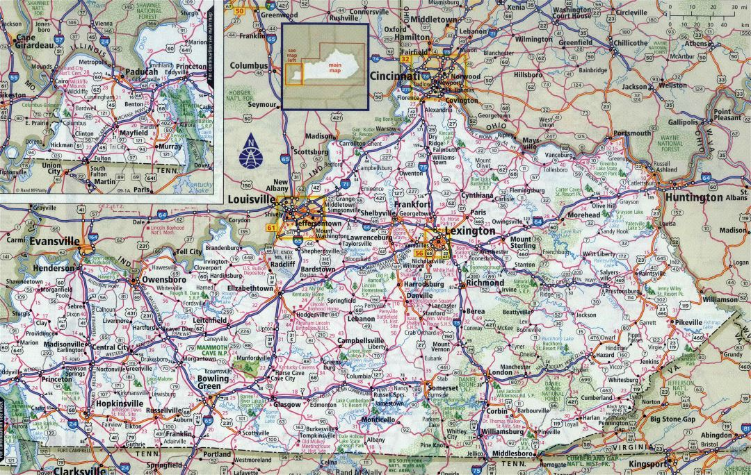 Map Of Usa With Cities And Highways ngemapservicedapartmentsco