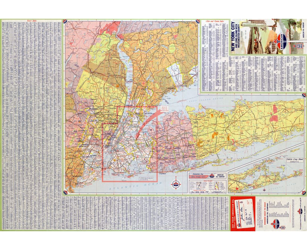 Maps Of New York Detailed Map Of New York City Tourist Map - New york city map us