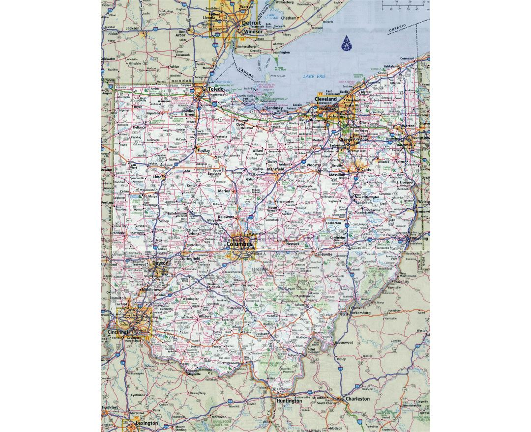 kentucky state parks map with Ohio on Where Is Salem moreover Large Detailed Roads And Highways Map Of Virginia And West Virginia With All Cities as well Idlewild Michigan Map likewise 11322 in addition Ohio.
