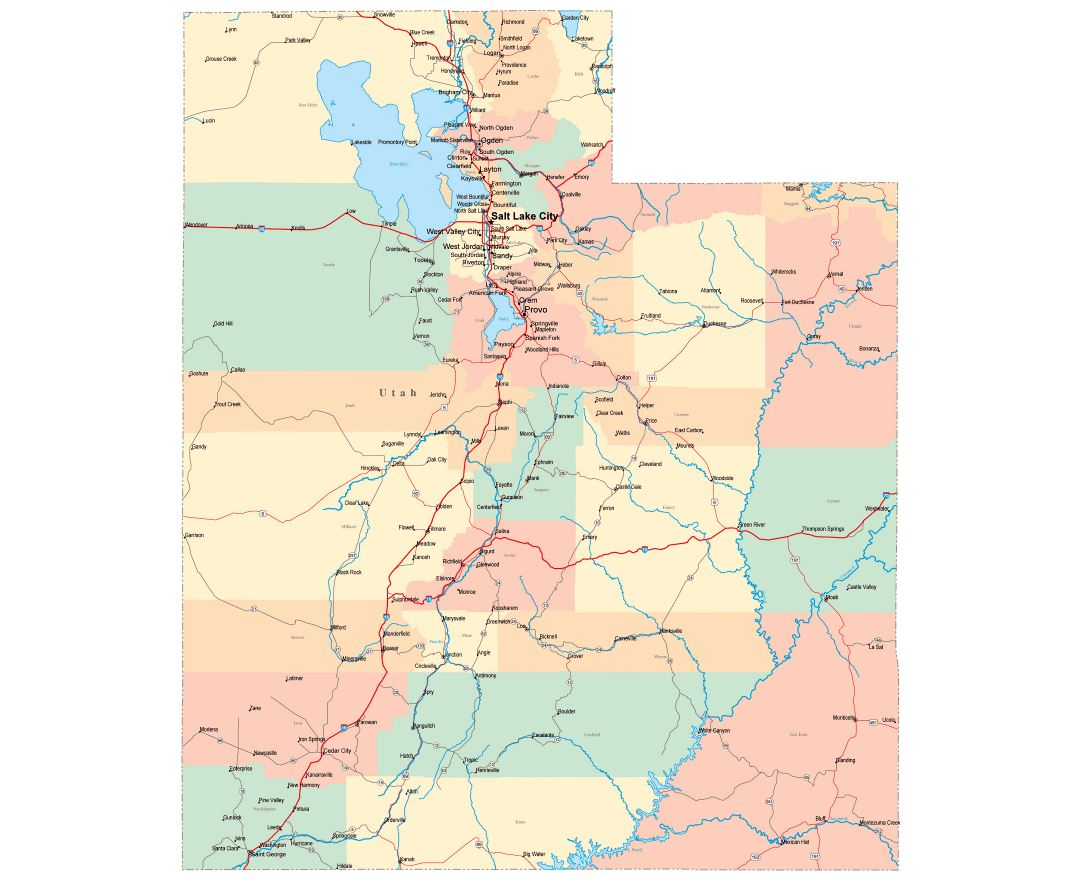Maps of Utah | Collection of maps of Utah state | USA | Maps ... Salt Lake City On Map Of Usa on las vegas on map of usa, honolulu on map of usa, san fransisco on map of usa, eugene on map of usa, rhode island on map of usa, new england on map of usa, black hills on map of usa, louisville on map of usa, missouri on map of usa, oklahoma on map of usa, snake river on map of usa, chesapeake bay on map of usa, norfolk on map of usa, virginia on map of usa, california on map of usa, ohio on map of usa, utah on map of usa, santa fe on map of usa, cheyenne on map of usa, arkansas river on map of usa,